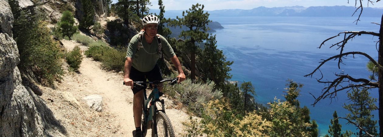Mountain Biking The US South West
